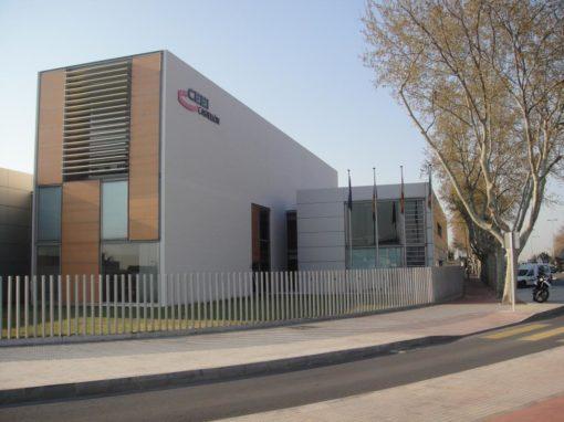 Fachada CEEI Castellón