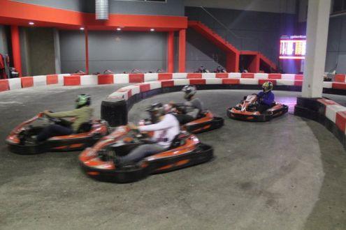 KIC ( Karting Indoor Castellón )